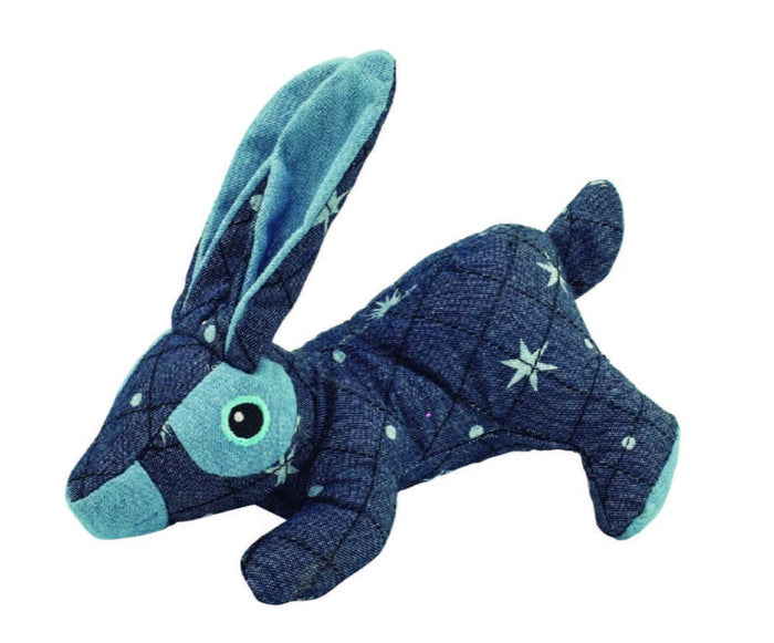 NEW WISH | Denim Bunny Toy