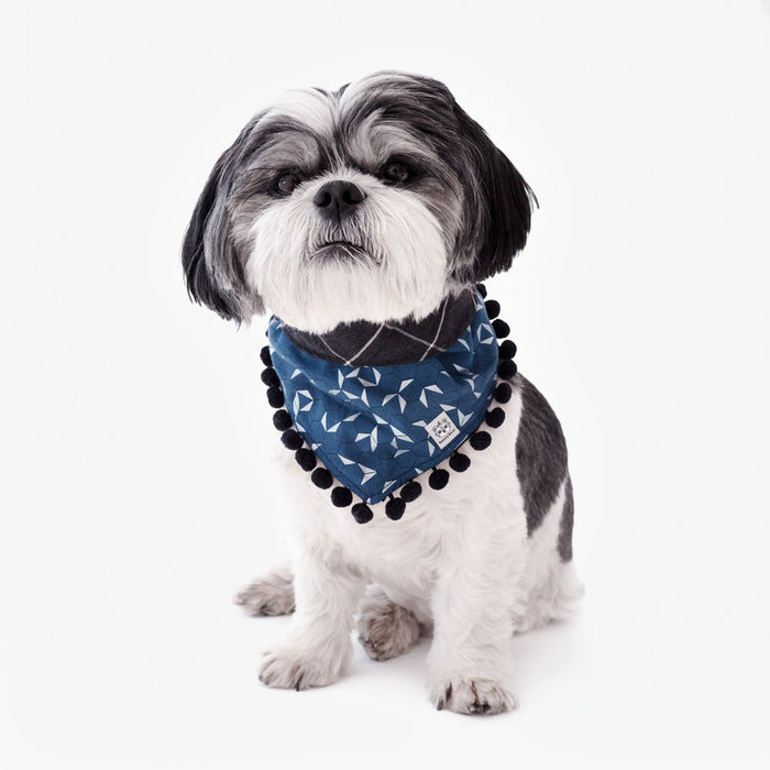 OH HONEY BEAR | Benjamin Pom Pom Bandana
