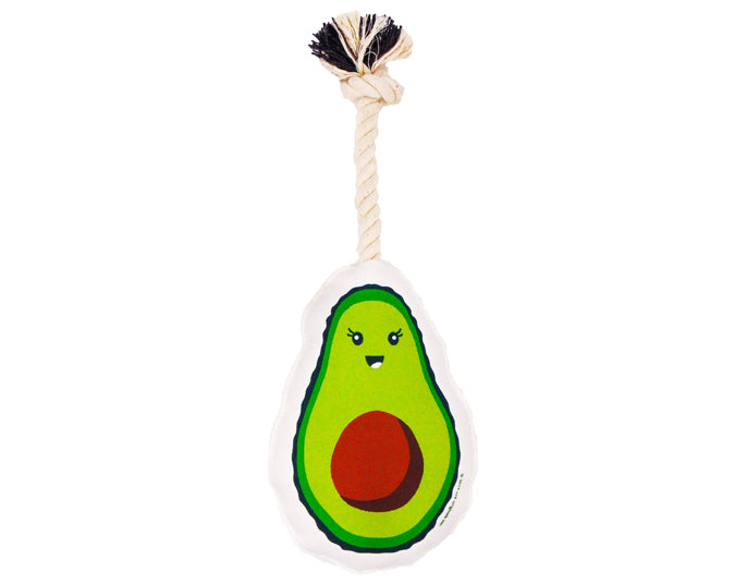 Avocado Rope Toy (Immediate Ship)