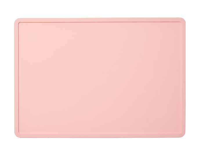 ORE PET | Silicone Placemat in Pink
