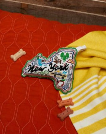 ORE PET | Wish You Were Here New York Toy