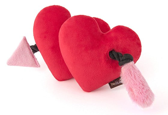 P.L.A.Y. | Fur Ever Hearts Plush Toy
