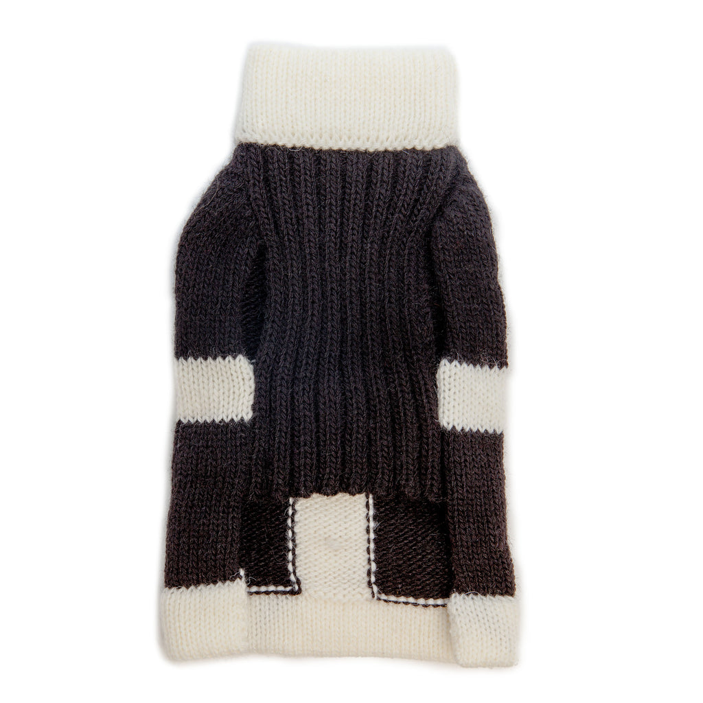 Perfect Present Handknit Dog Sweater (FINAL SALE)