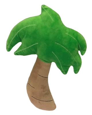 PET LOU | Palm Tree Plush Toy