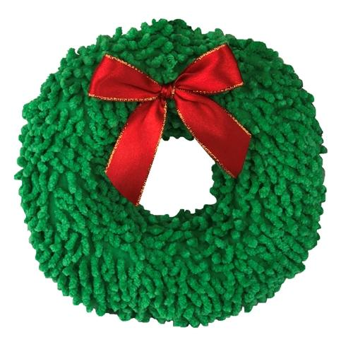 PET LOU | Wreath Toy (10 inch)
