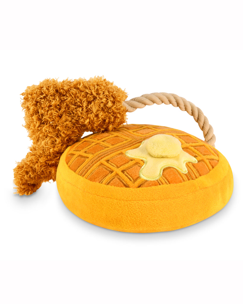 Chicken & Woofles Toy (Immediate Ship)