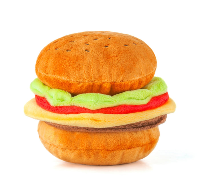 P.L.A.Y. | American Classic Hamburger Plush Toy