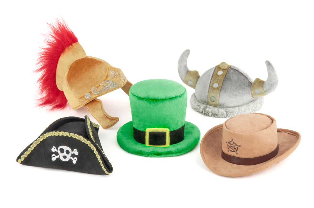 P.L.A.Y. | Mutt Hatter Sheriff Hat Toy