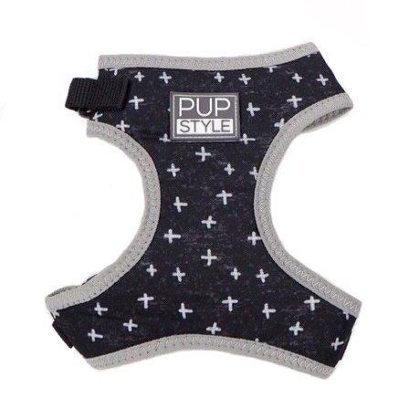 PUPSTYLE | Black Cross Harness