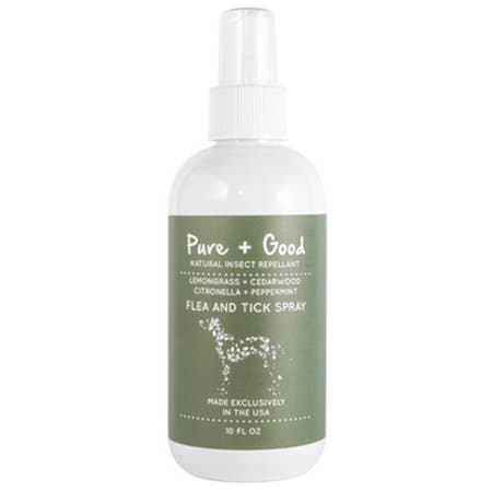 PURE + GOOD | Flea and Tick Spray