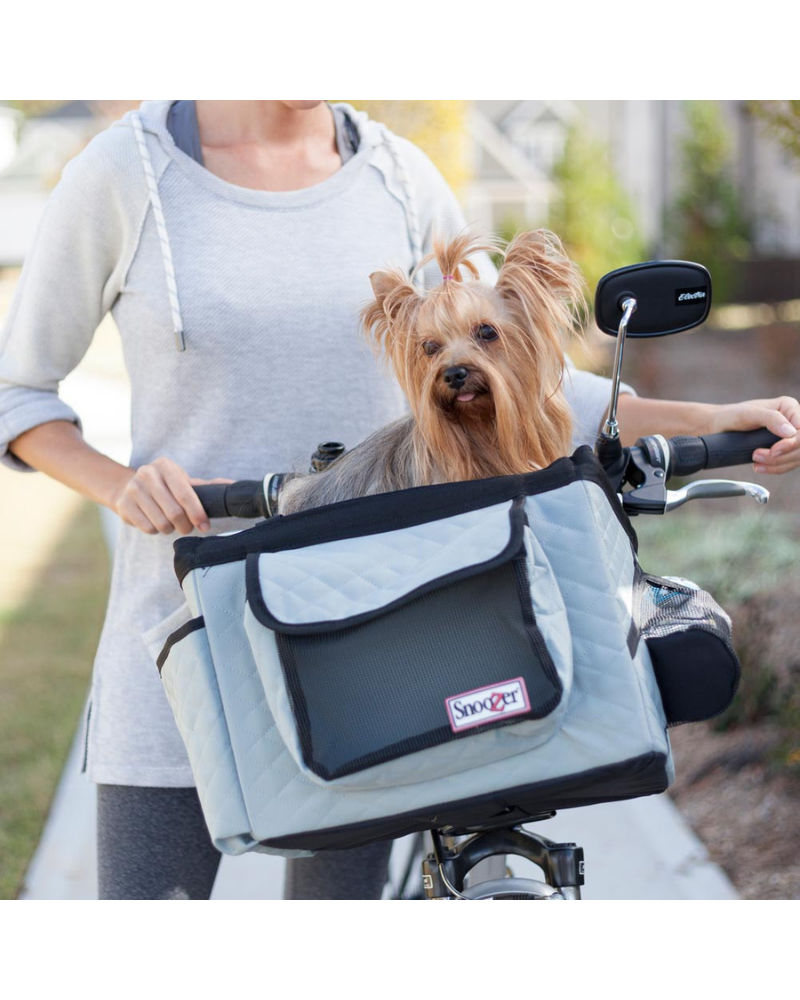 Dog Bicycle Basket Carrier