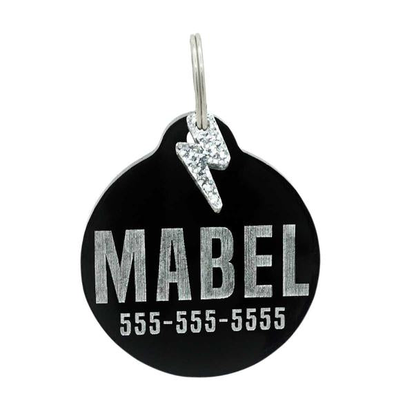 Single-Sided Custom ID Tags
