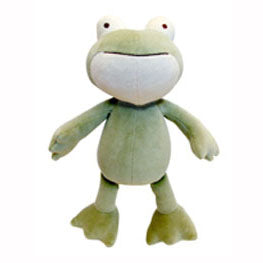 SIMPLY FIDO | Eddie Frog Plush Toy