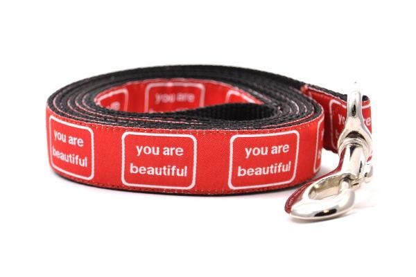 SIX POINT PET | You are Beautiful Leash