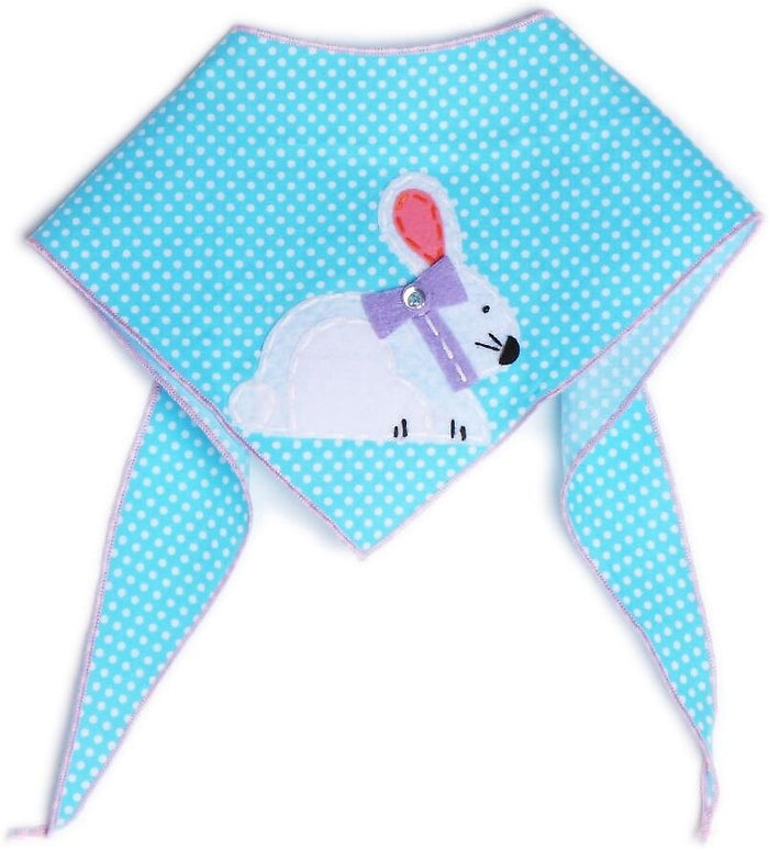 TAIL TRENDS | Bunny Bandana in Blue