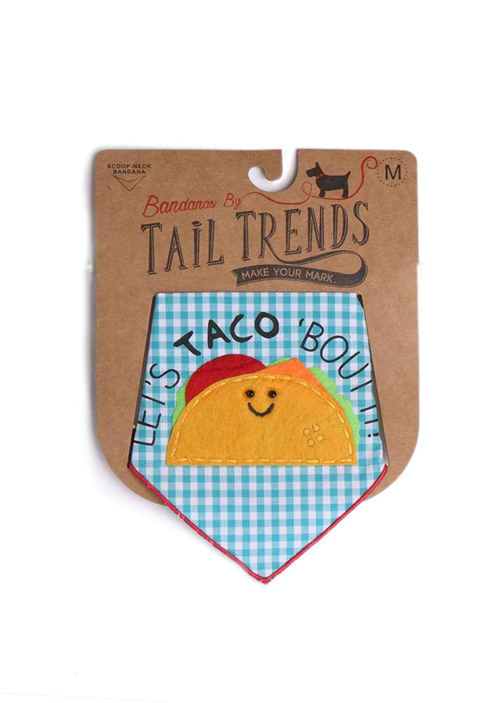 TAIL TRENDS | Let's Taco Bout It Bandana