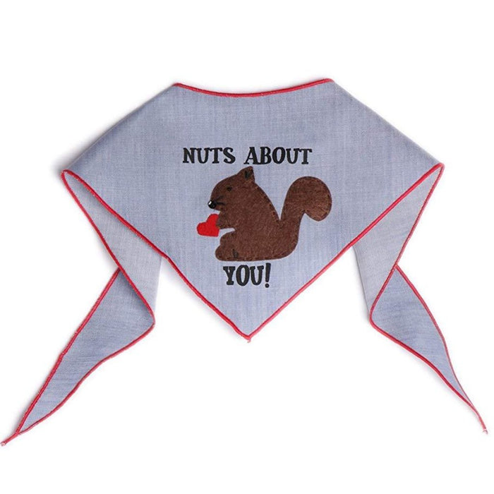 TAIL TRENDS | Nuts About You Bandana