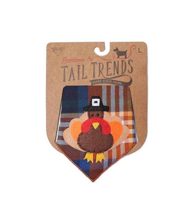 TAIL TRENDS | Turkey Bandana