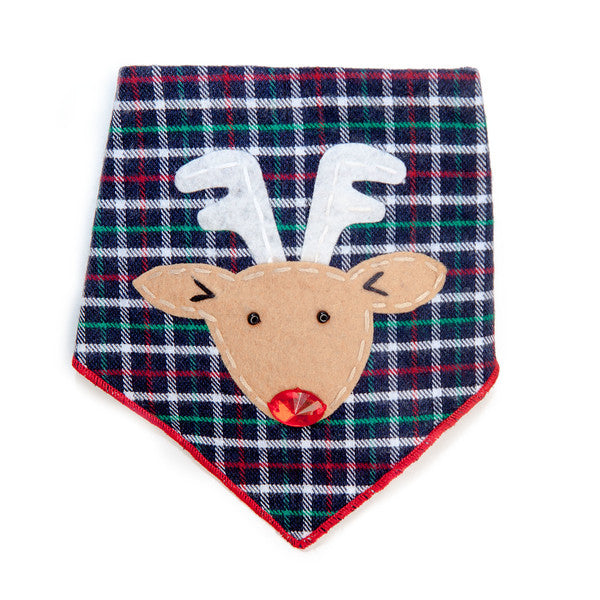 TAIL TRENDS | Rudolph Bandana