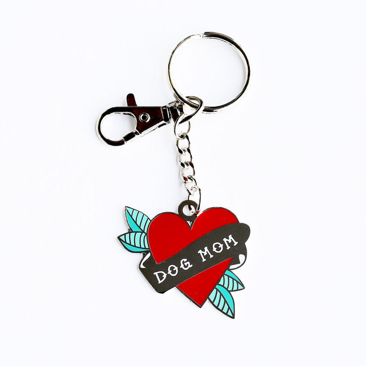 FIVE15 | Dog Mom Keychain