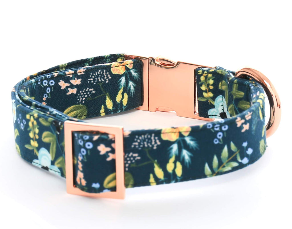 THE FOGGY DOG | Herb Garden Dog Collar