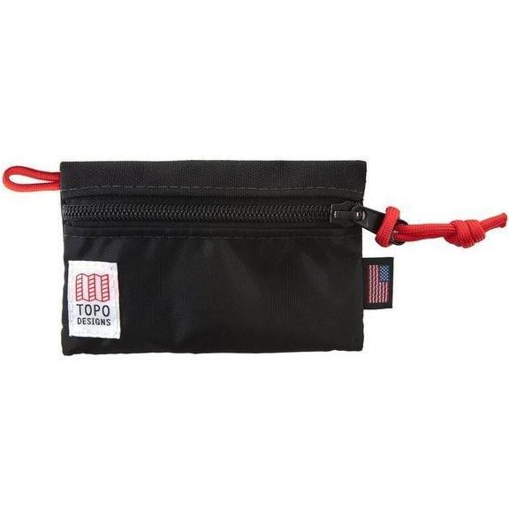 TOPO DESIGNS | Micro Accessory Bag in Black