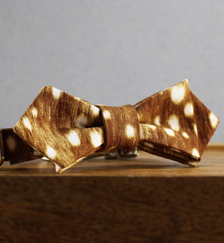 TRAX TIES | The Fallow Contemporary Bow Tie
