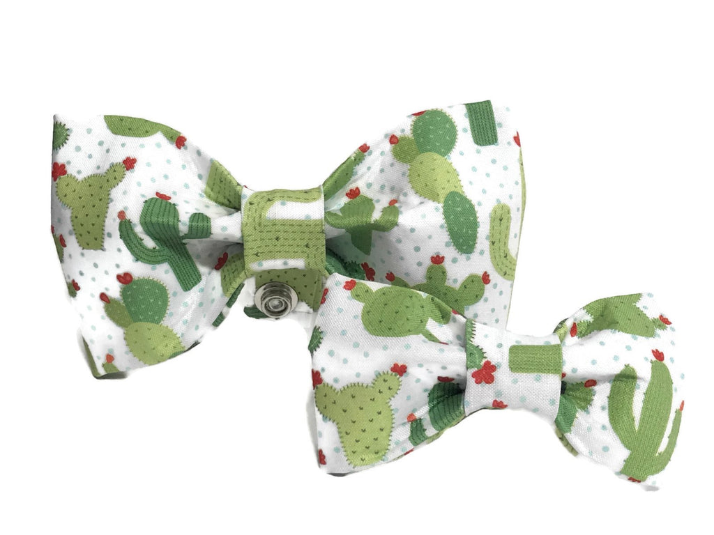 TRISH HAMPTON | Cactus Bow Tie