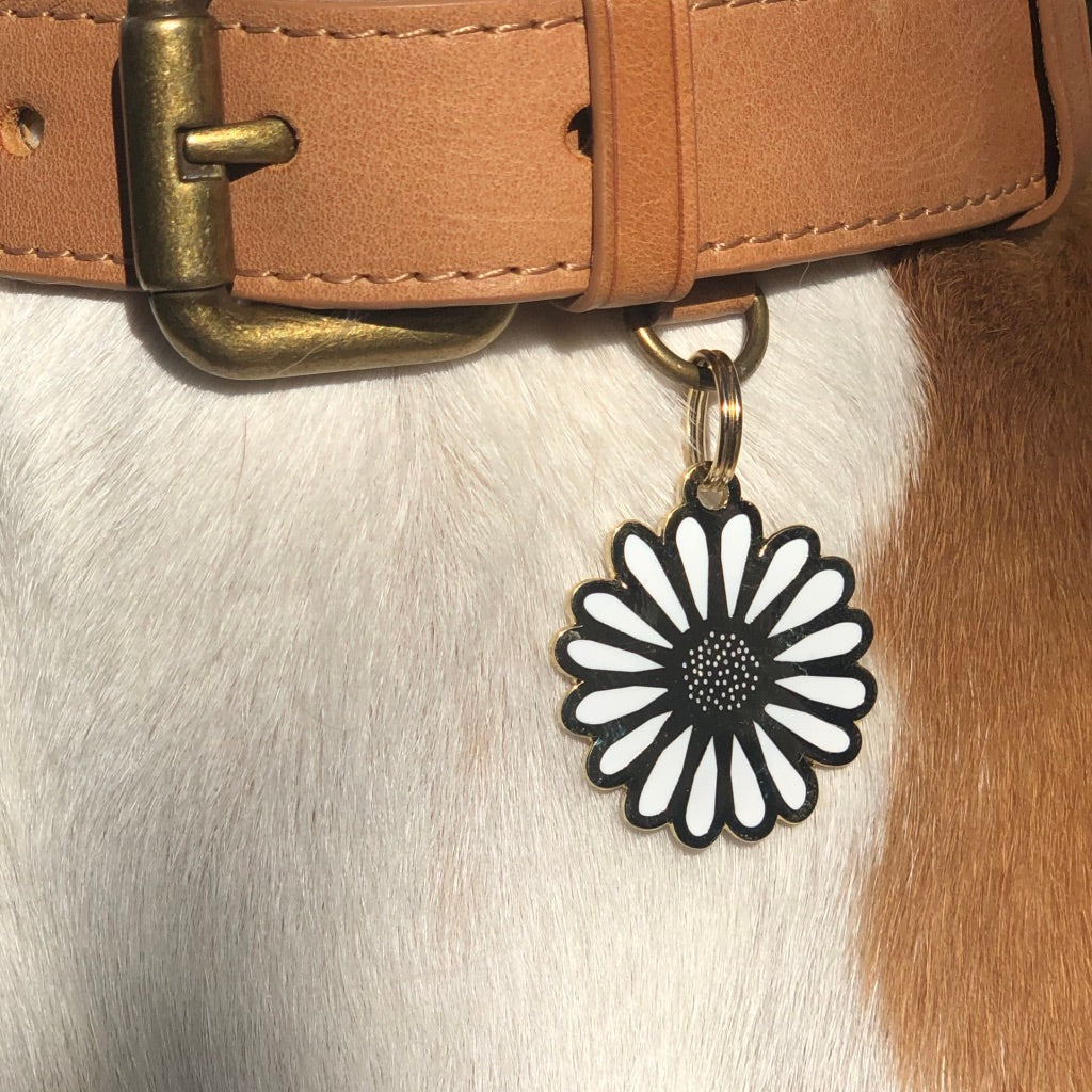 Daisy ID Tag (Custom/Drop-Ship)