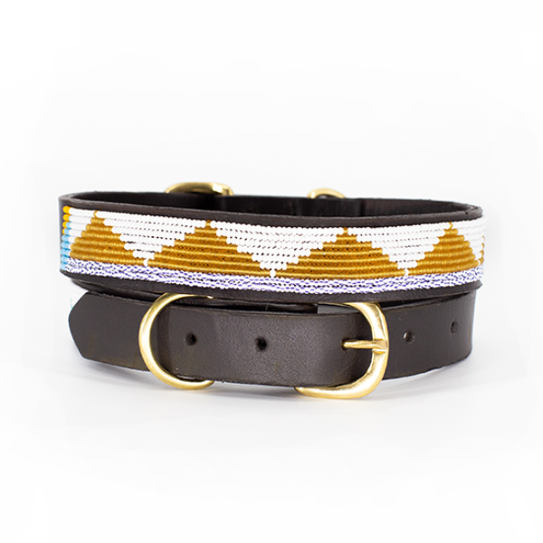 UBUNTU LIFE | Amber Tribal Collar