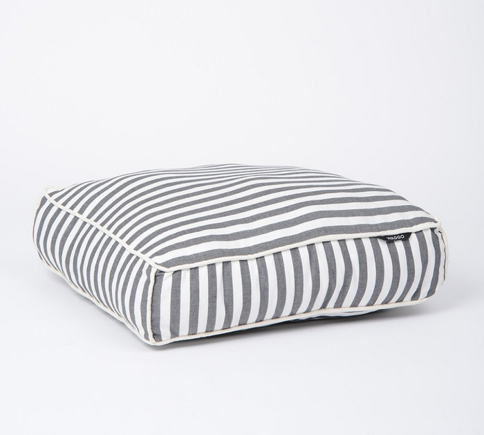 WAGGO | Stripey Sooiree Square Bed