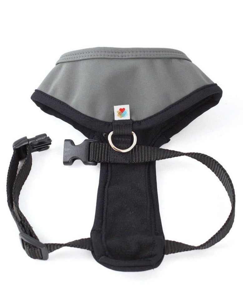 Laguna Dog Harness in Charcoal