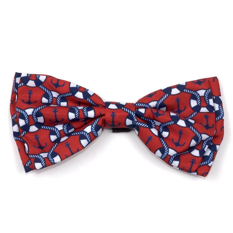 THE WORTHY DOG | Ships Ahoy Bow Tie