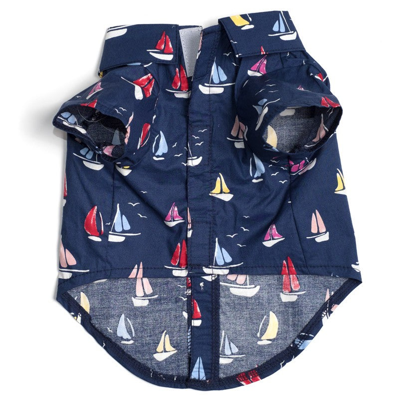 THE WORTHY DOG | Sailboats Shirt
