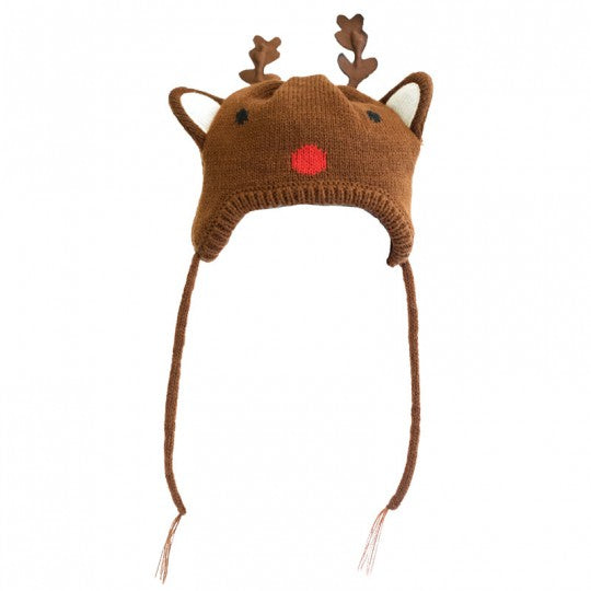 WORTHY DOG | Reindeer Hat