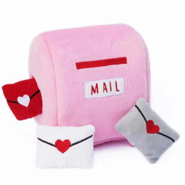 ZIPPY PAWS | Love Letter Interactive Plush Toy