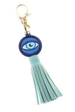 AH-DORNED | Evil Eye Leash Tassel