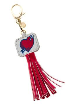 AH-DORNED | Heart Leash Tassel