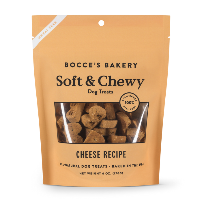 BOCCE'S BAKERY | Soft & Chewy Cheese Treats