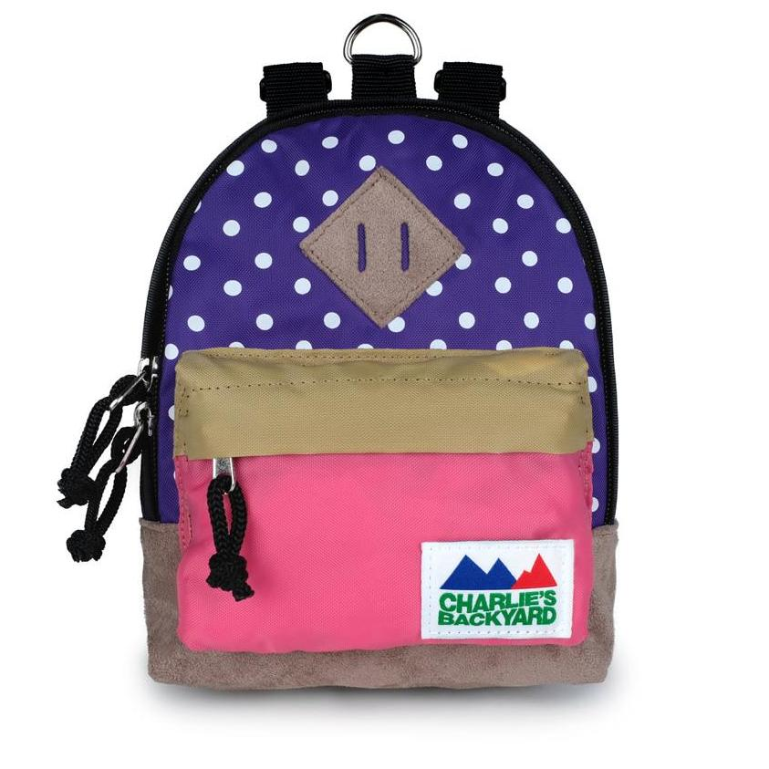 Charlie's Bag Backpack in Violet