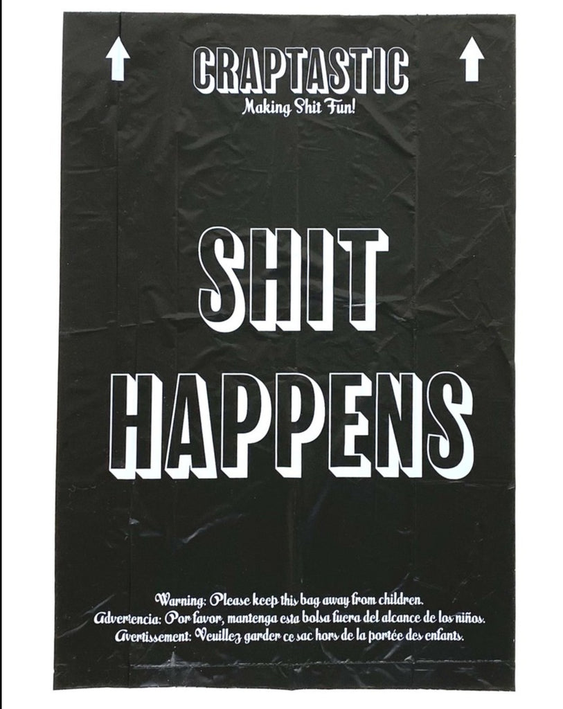 Sh*t Happens Dog Poop Waste Bags