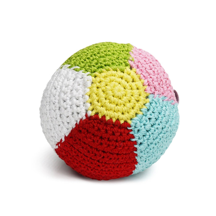 DOGO | Beach Ball Squeaky Toy