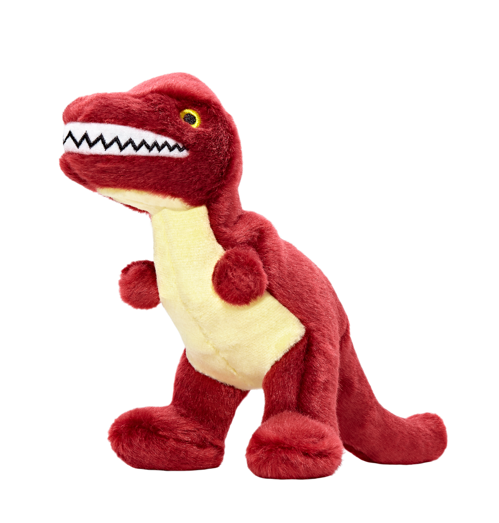 T-Rex Plush Dog Toy