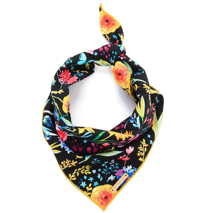 THE FOGGY DOG | Garden Party Bandana