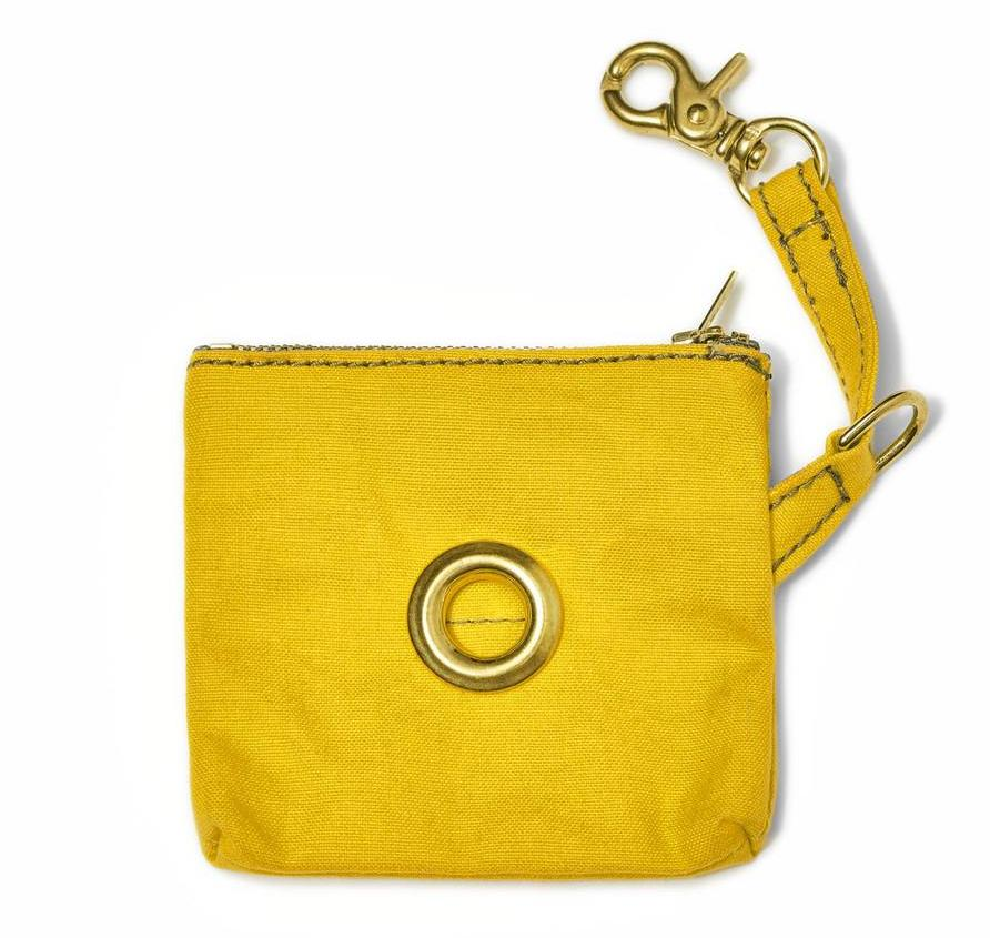 FOUND MY ANIMAL | Yellow Multi-Use Pouch