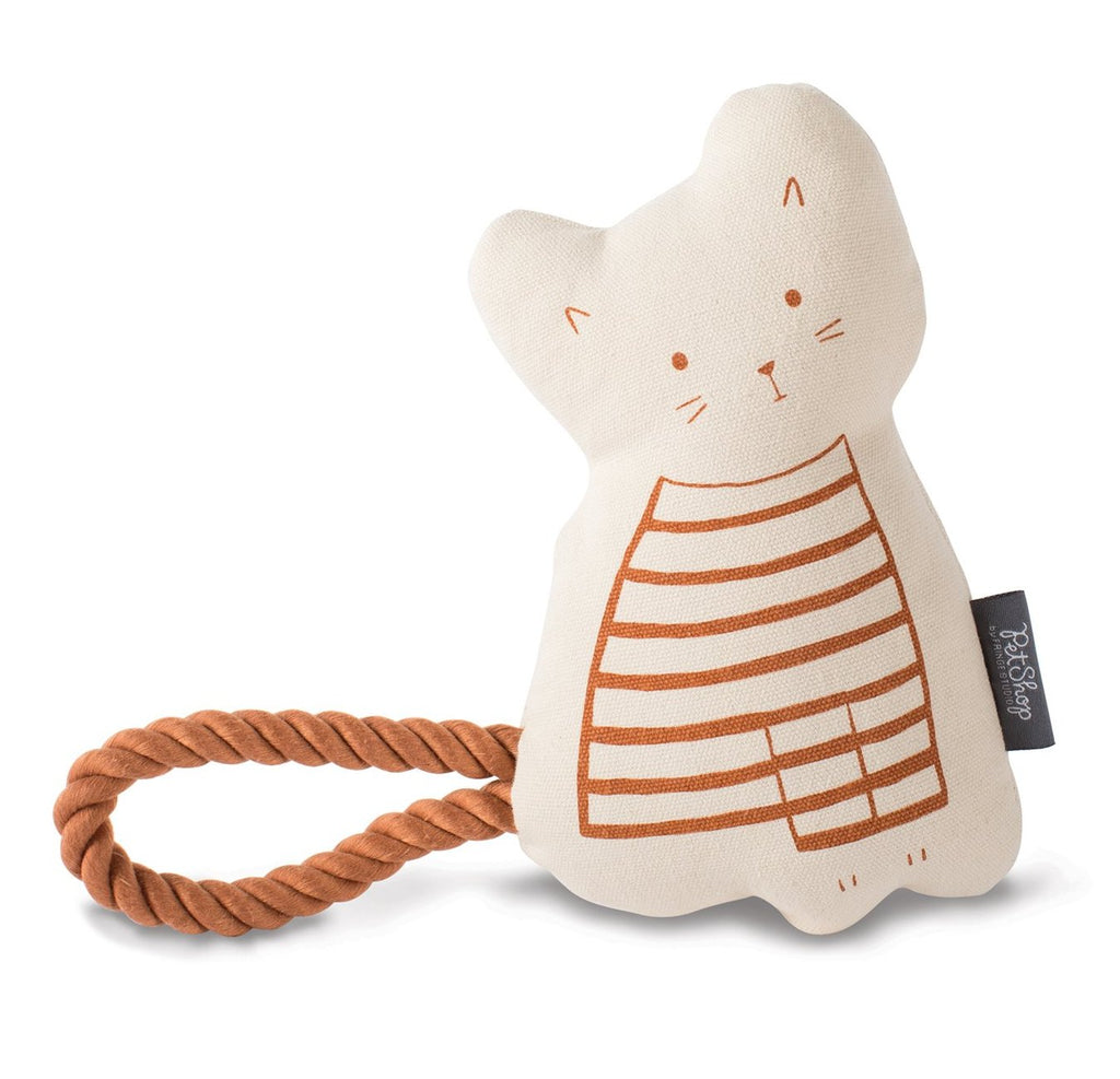 FRINGE STUDIO | Miss Kitty Canvas Toy