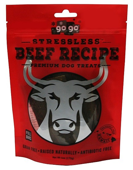 GOGO | Stressless Beef Treats