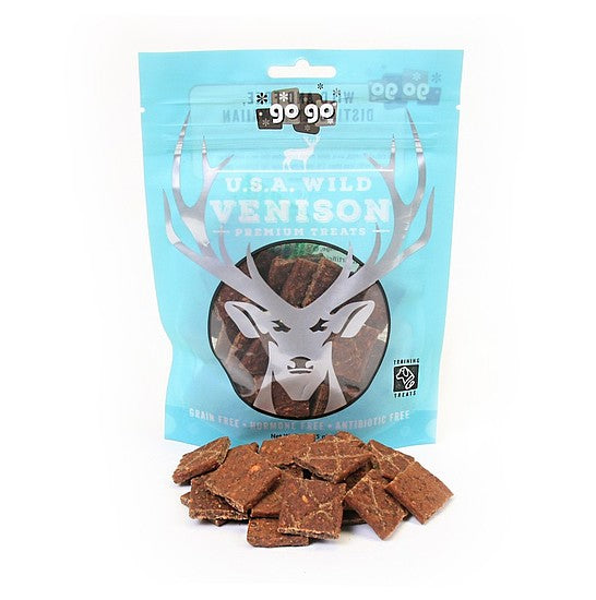 GOGO | Stressless Venison Treats