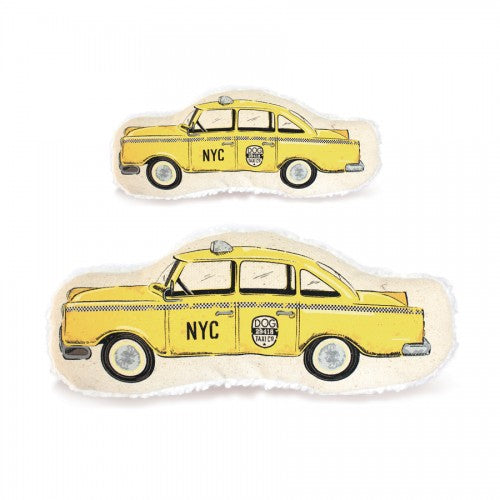 HARRY BARKER | TaxiCab Dog Toy