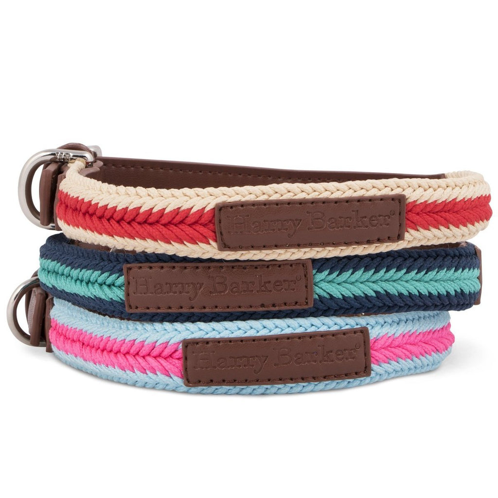 HARRY BARKER | Braided Rope Collars